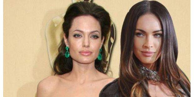 Megan Fox fürchtet sich vor Angelina