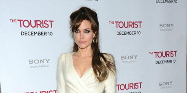 Angelina Jolie: Das große Liebes-Interview