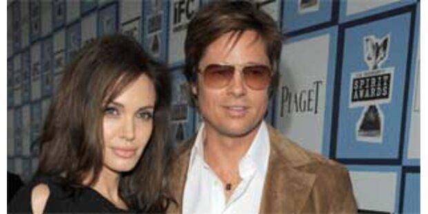 Bei Jolie und Pitt folgt nach Baby die Hochzeit