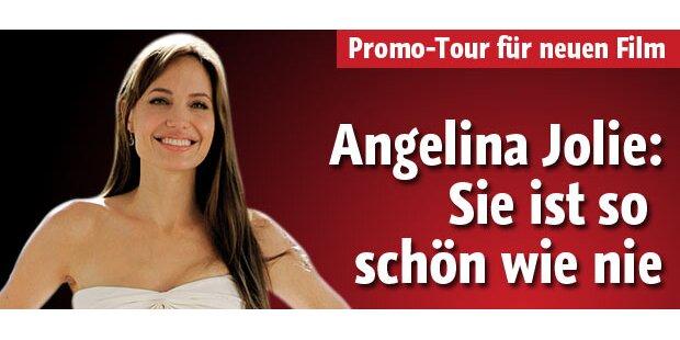 Jolie: Promo-Tour für neuen Film