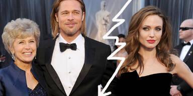 Angelina Jolie, Brad Pitt, Jane Pitt