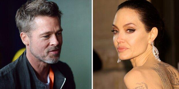 Sorgerechtstreit mit Jolie: Erfolg für Brad Pitt