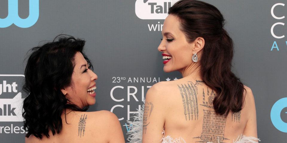 Jolie Ung Critics Choice