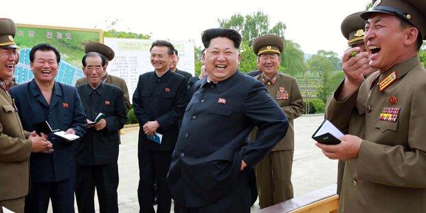 Wiener Schnitzel soll irren Kim retten