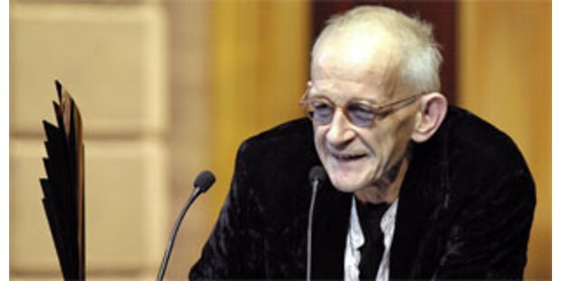 Schriftsteller Gert Jonke gestorben