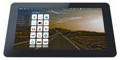 Web-Tablet - iPad-Gegner ist gestartet