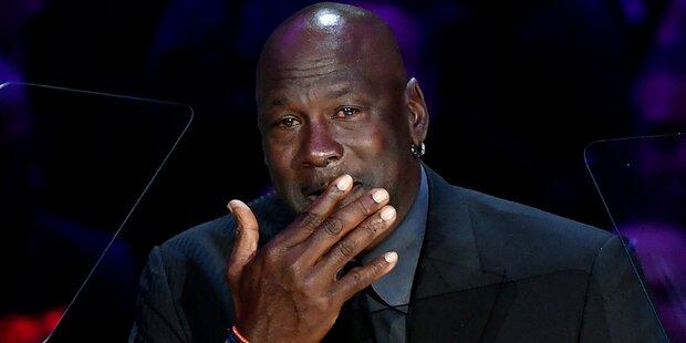 Michael Jordan nach Tod von George Floyd