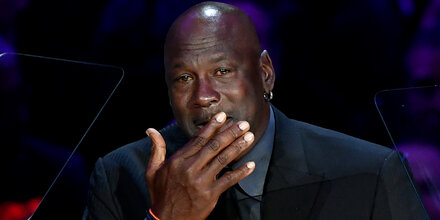 "Michael Jordan nach Tod von George Floyd ""tief betrübt"""