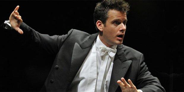 Symphoniker: Jordan neuer Chefdirigent