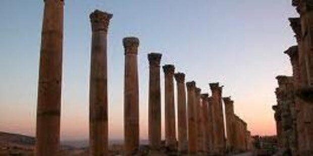 Urlaubsziel Jordanien