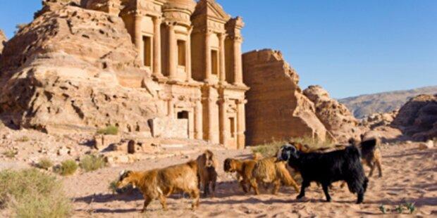 Traumreise ins mystische Jordanien