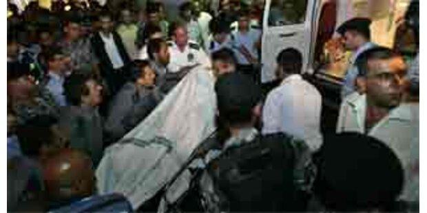 Sechs Touristen bei Anschlag in Jordanien verletzt