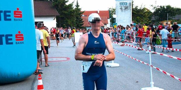 Triathlet starb bei Wettbewerb