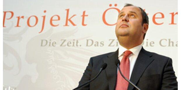 Pröll-Rede kostete 38.130 Euro