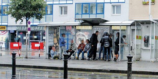 Josefstadt ist neuer Drogen-Hotspot Wiens