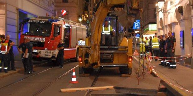 Theater in der Josefstadt nach Wasserrohrbruch geräumt