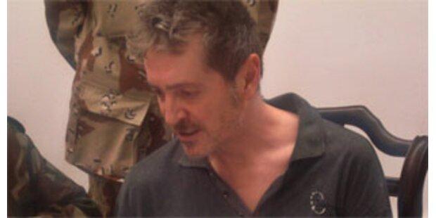 Verschleppter Journalist im Irak befreit