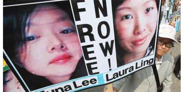 12 Jahre Haft für US-Journalistinnen