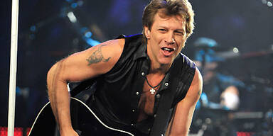 Bon Jovi-Konzert aus München im Livestream