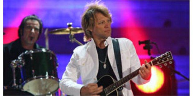 Bon Jovi verursacht Staus