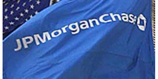 4.000 Stellen bei JPMorgan in Gefahr