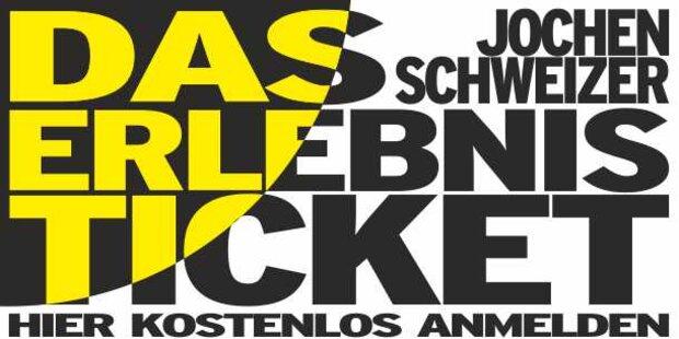 Jochen Schweizer Erlebnis für Schnellentschlossene