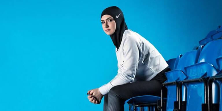 Nike bringt Sport-Kopftuch auf den Markt