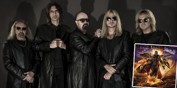 Judas Priest melden sich zurück