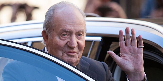 Juan Carlos: Wollte er seine Sofia verlassen?