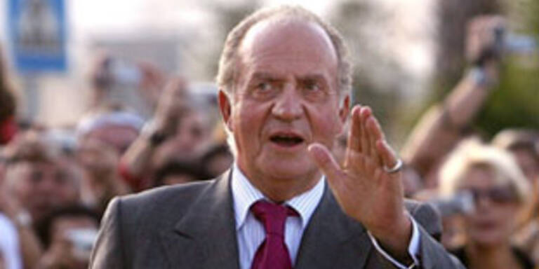 König Juan Carlos I. von Spanien