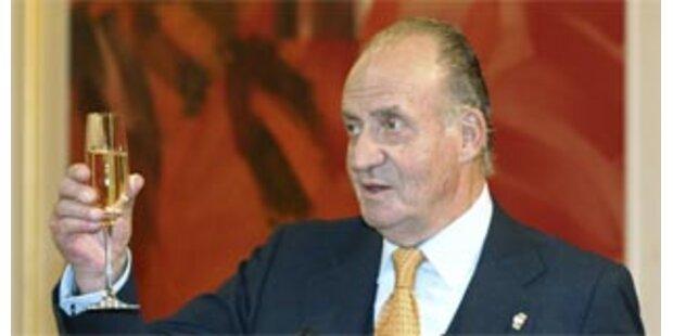 Juan Carlos weiht neuen OSZE-Sitz ein