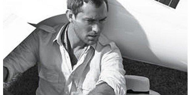 Frauenschwarm Jude Law wirbt für Dunhill
