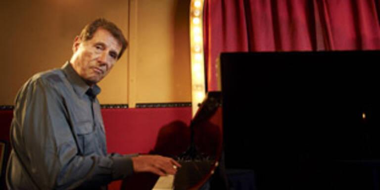Udo Jürgens am Klavier