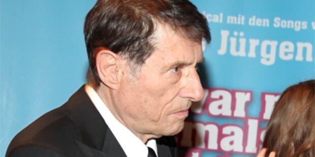 Udo Jürgens muss operiert werden