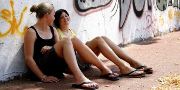 Ein heißer Sommer für Wiens Jugend