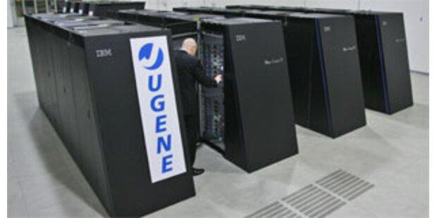 Das ist der schnellste zivile Rechner der Welt