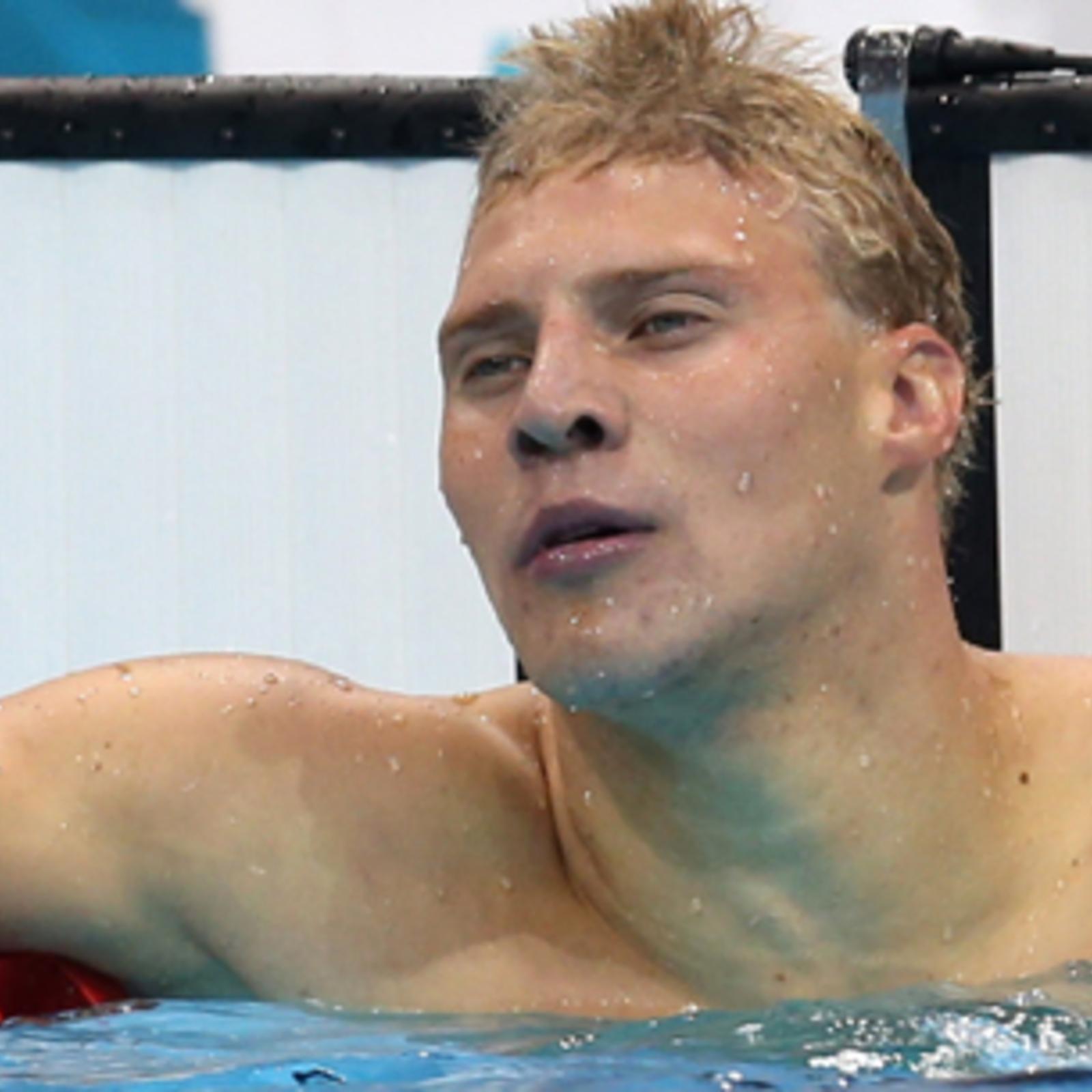 Gay schwimmer nackt