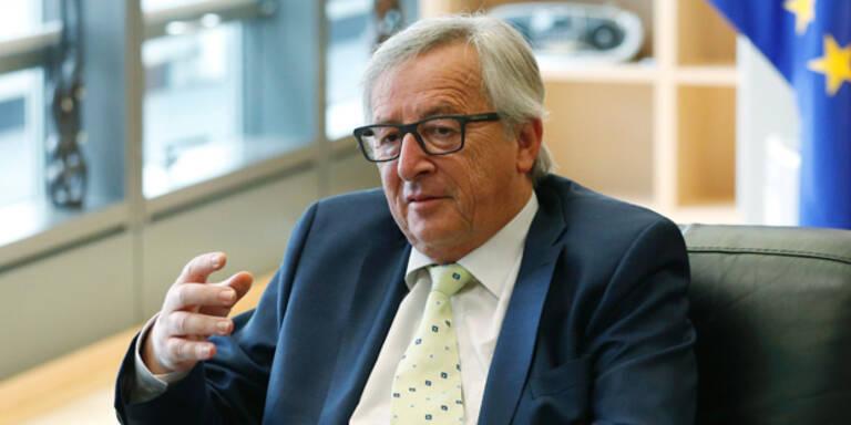 """Juncker will Scheidungsbrief """"gerne sofort"""""""