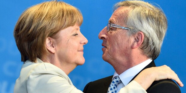 Auch Europa bleibt Schwarz