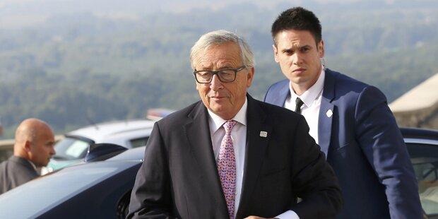 So will Juncker die EU retten