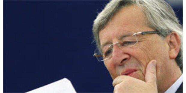 Juncker wirft Österreich Arroganz vor