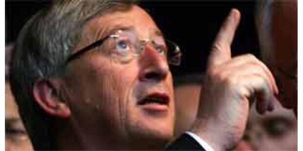 Juncker aussichtsreichster Kandidat für EU-Spitze