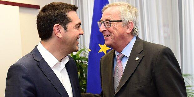 Eurogruppe einigt sich auf 8,5 Milliarden Euro für Griechenland