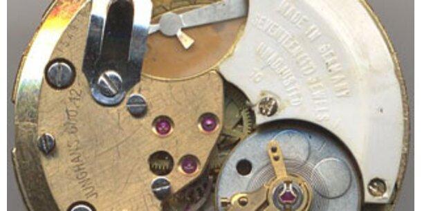 Junghans Uhren meldet Insolvenz an