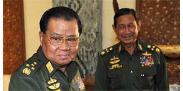 Regime in Burma attackiert ausländische Medien
