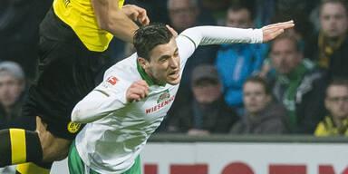 Junuzovic verliert gegen Dortmund
