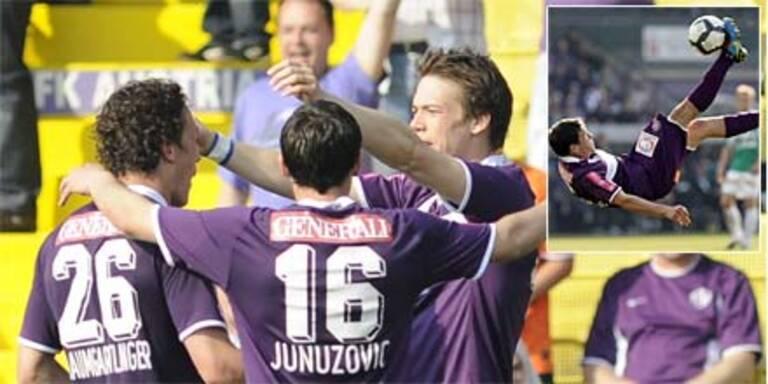 Junuzovic erzielte