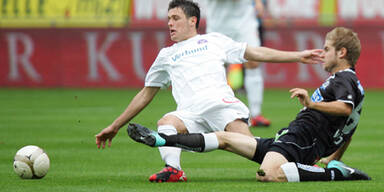 Junuzovic schießt Sturm Graz ab
