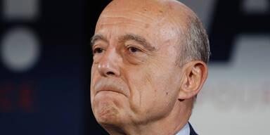 Juppé schließt Präsidentschaftskandidatur endgültig aus