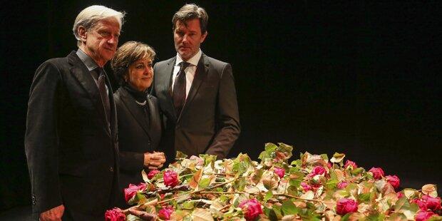 Leiser Abschied von Udo Jürgens in Zürich